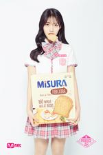 Kim Si Hyun Produce 48 concept photo 10