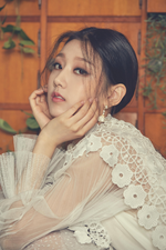 Lovelyz Jeong Ye In Now, We promotional photo