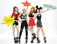 Tiny G Miss You promotional photo