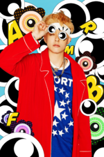 F(x) Amber Beautiful promotional photo
