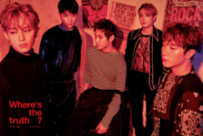 FTISLAND Where's The Truth group photo