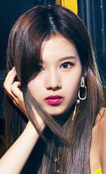 TWICE BDZ Sana promotional photo