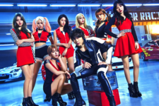 AOA Give Me The Love group photo