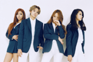F(x) 4 Walls group photo