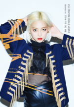 CLC Yeeun Me concept photo 3