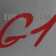 Eun Jiwon G1 digital album cover