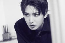 Block B Jaehyo Montage promo photo