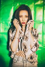 Wonder Girls Sunmi Why So Lonely photo