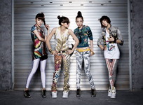 2NE1 I Don't Care promo photo