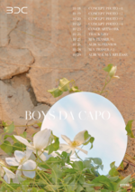 BDC Boys Da Capo scheduler