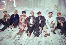 BTS para 'Wings'