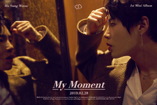 Ha Sung Woon My Moment Daily ver. teaser photo (1)