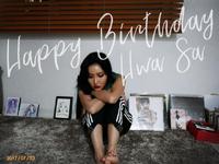 Hwasa Birthday post 2017