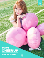 TWICE Cheer Up Teaser 3 Momo