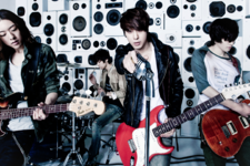 CNBLUE Ear Fun group promo photo