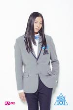Jang Moon Bok Produce 101 profile photo (1)