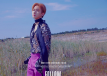 MONSTA X I.M Follow Find You concept photo 2