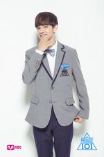 Kim Samuel Produce 101 Promo 2