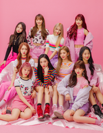 Cherry Bullet Let's Play Cherry Bullet group promo photo