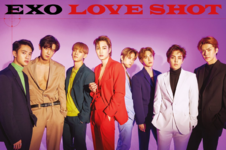 EXO Love Shot promotional photo 2