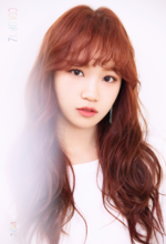 IZONE Kim Chae Won COLORIZ official photo 2