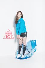 Jieqiong Produce 101 Promo 3