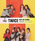 TWICE TWICEcoaster Lane 2 pop-up store announcement
