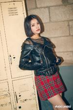Weki Meki Rina Lucky teaser image