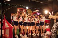 HashTag debut group promo photo