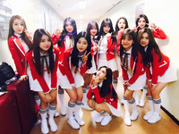 IOI Music Bank Year End Show Twitter