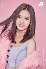 NATURE Some & Love Chaebin promo photo 2