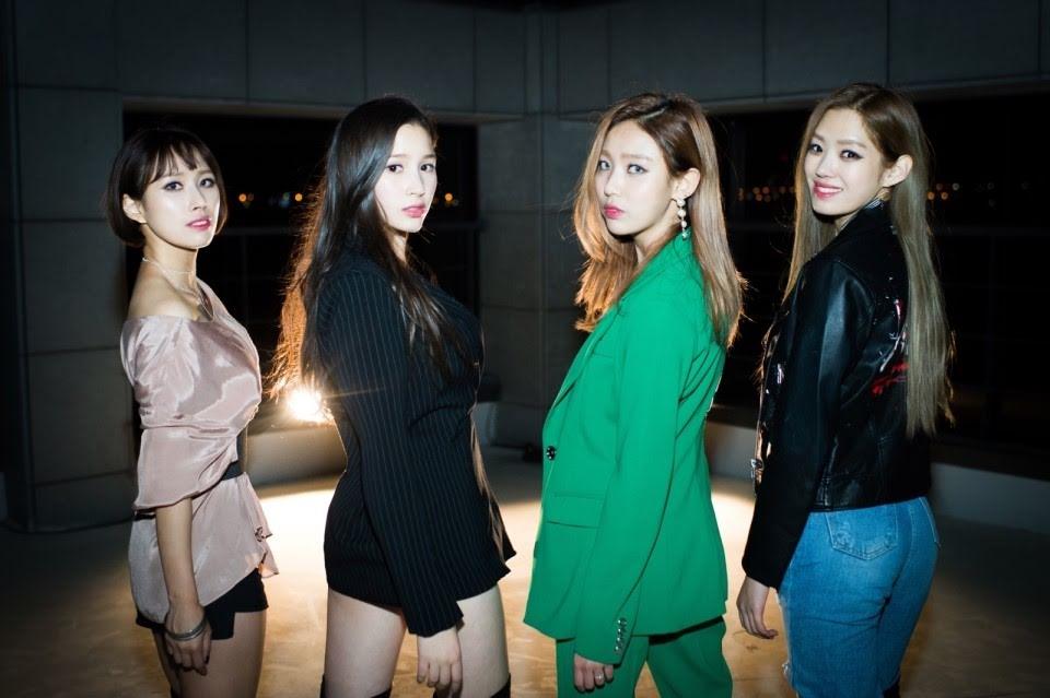 Girl group VIVA suddenly returns with uploaded video of their performance