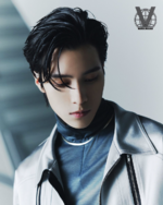 WayV Hendery Take Off concept photo 2