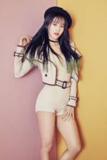 AOA Hyejeong Angel's Knock photo