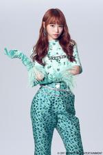 IZONE Kim Chae Won Suki to Iwasetai promo photo