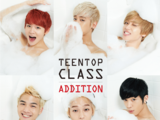 TEEN TOP Class Addition