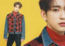 GOT7 Jinyoung Eyes On You Promo 2