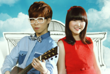 Akdong Musician duo photo 2013
