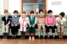 U-KISS Bran New Kiss group photo