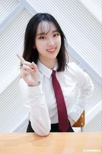 PlayM GIRLS Shin Jiyoon PlayMGirls Official Twitter Update (22 January 2020)