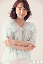 Weeekly Shin Jiyoon Star1 Magazine July 2020