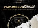 ATEEZ World Tour The Fellowship: Map The Treasure