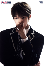 VERIVERY Dongheon Face Me concept photo 2
