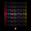BTS Dynamite album cover (NightTime)