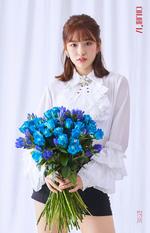 IZONE An Yu Jin COLORIZ official photo 3