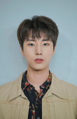 DAY6 Young K EveryDAY6 November promotional photo