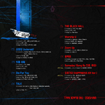PENTAGON Universe The Black Hall track list