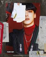 ATEEZ Yunho Treasure Ep.2 Zero to One promo photo 2