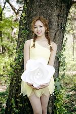 April Yena Spring promotional photo