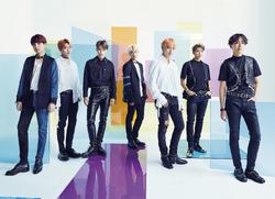 BTS Fake Love Airplane Pt 2 promotional photo